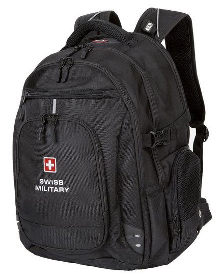 Swiss Military Laptoprucksack 17 Zoll