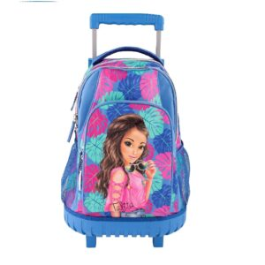 Top Model Schulrucksack Trolley