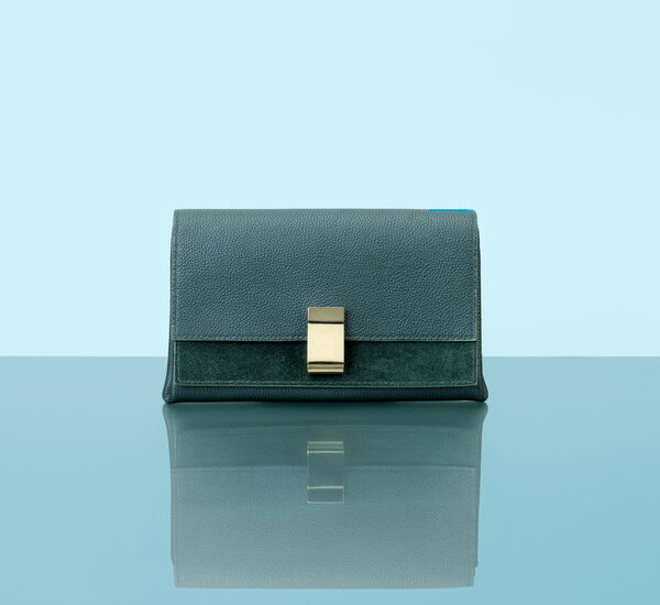 Luxus Ledertasche Clutch Brieftasche