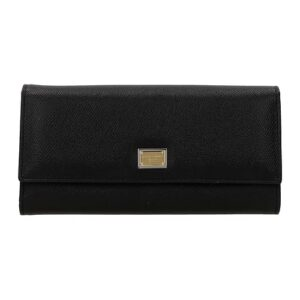 Dolce&Gabbana Leder Portmonnaie Damen