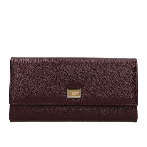 Dolce&Gabbana Leder Brieftasche