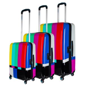 3er koffer set