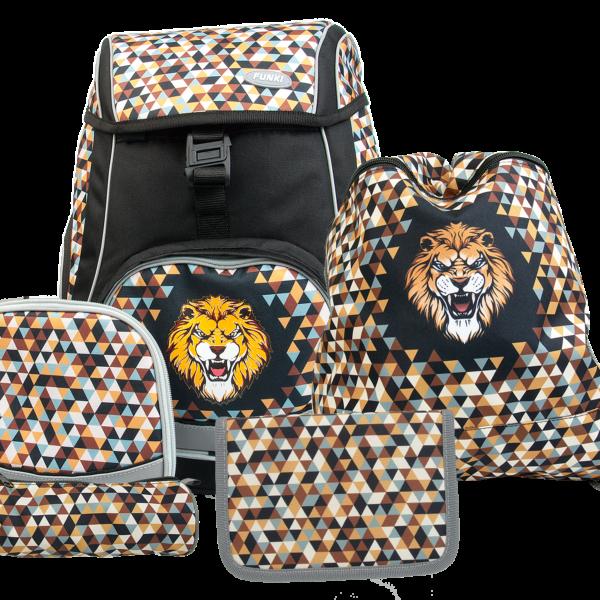 Funki flexi Set Wild lion