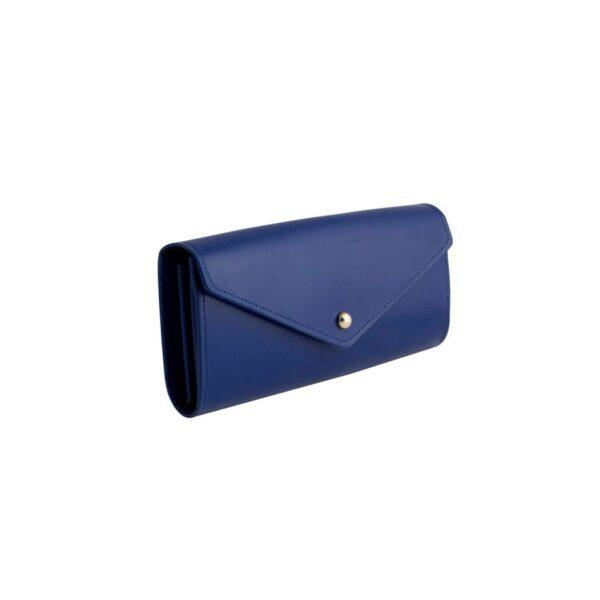 PAPERTHINKS Envelope Wallet blau