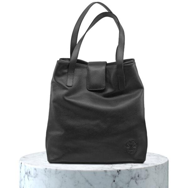 Leder Shopper Tasche Aicha