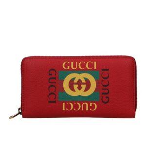 Gucci Herren Brieftasche gold