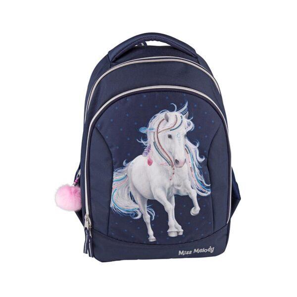 Miss Melody Schulrucksack Pferd