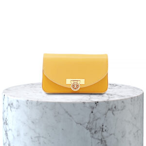Lyne Juline Clutch Ledertasche