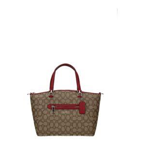 COACH Handtasche Damen Stoff
