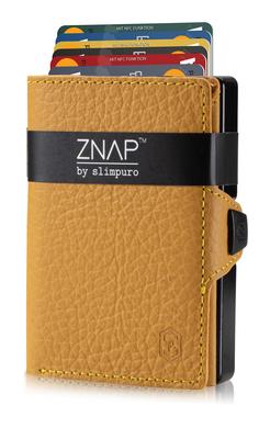 ZNAP RFID Slim Wallet