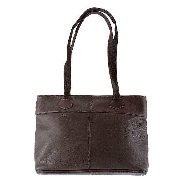 Leder Handtasche Shoppingtasche ISCHGL
